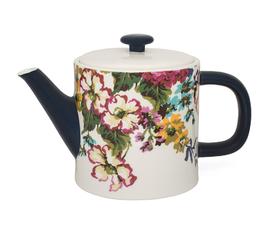 英国 Bliss Home  Joules系列切尔西印花骨瓷英式茶壶