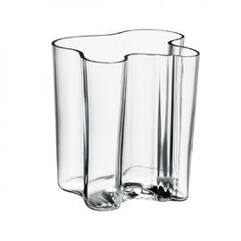 芬兰 Iittala  Aino Aalto系列透明水晶玻璃传奇湖泊花瓶(大号)