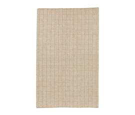 美国 Surya  黄麻色黄麻编织地毯