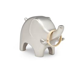 加拿大 Umbra  ANIGRAM 系列锌合金动物系列 大象戒托