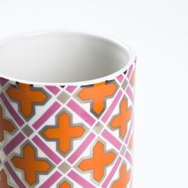 粉色塔丽莎花瓶