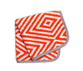菱形图纹毛巾
