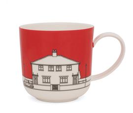 英国 Bliss Home  People Will Always Need Plates系列骨瓷限量版古典马克杯