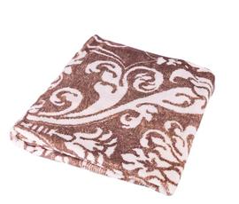 美国 Fresco Towels  灰色土耳其长棉奢华锦缎浴巾
