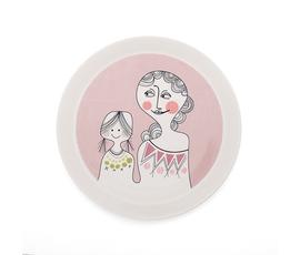 英国 Bliss Home  Sandra Isaksson系列陶瓷手绘面包/黄油平盘