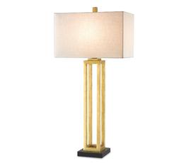 美国 Currey & Company  Westlake系列金箔色锻铁美式台灯