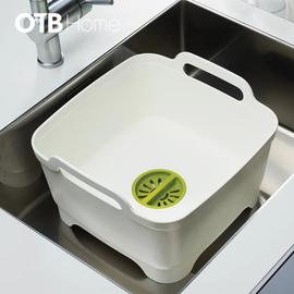 清洗槽滤水器二合一黑色