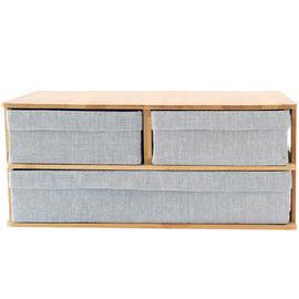 REE 瑞宜 桌上抽屜收納櫃-二格