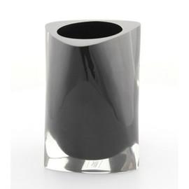 美国 Nameek's  Gedy Twist系列透明树脂牙刷杯