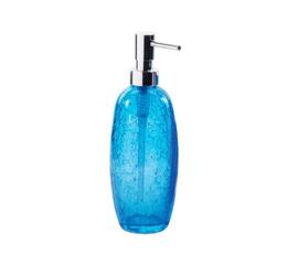 美国 Nameek's  Ginestra系列蓝色玻璃裂纹乳液罐
