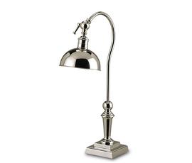美国 Currey & Company  PEABODY DESK LAMP系列黄铜台灯