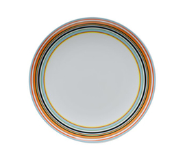 芬兰 Iittala  Origo缤纷盛宴系列精品瓷时尚缤纷浅盘
