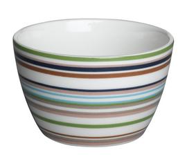 芬兰 Iittala  Origo缤纷盛宴系列米色条纹精品瓷小号碗