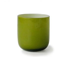 美国 Jonathan Adler  Pop系列绿色玻璃摇滚杯
