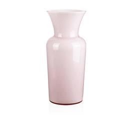 意大利 Salviati  Profili系列穆拉诺玻璃长身敞口糖果色花瓶